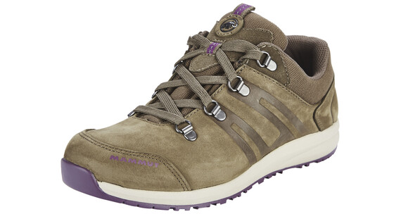 Mammut Chuck Low Shoes Women flint/velvet